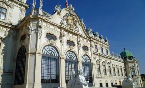 Palatul Belvedere din Viena