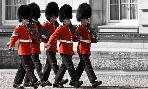 Palatul Buckingham din Londra