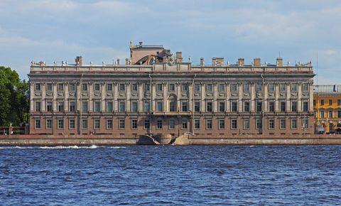Palatul de Marmura din Sankt Petersburg
