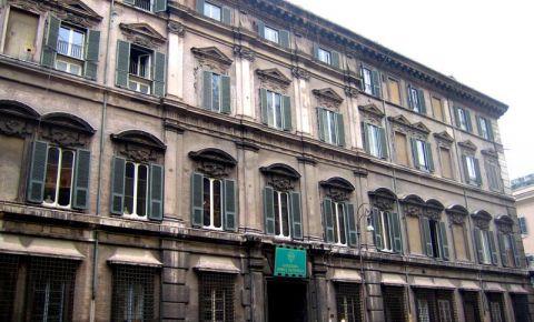 Palatul Doria Pamphili din Roma