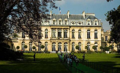 Palatul Elysee din Paris