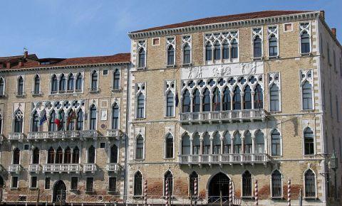 Palatul Foscari din Venetia