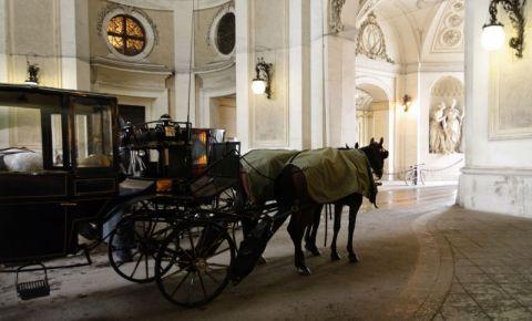 Palatul Imperial Hofburg din Viena