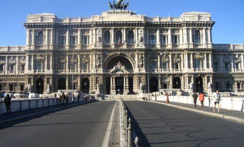 Palatul Justitiei din Roma