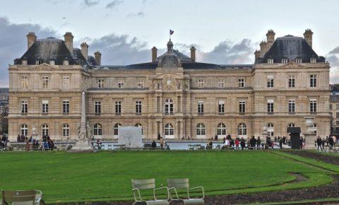 Palatul Luxemburg din Paris