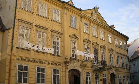 Palatul Mirbach din Bratislava