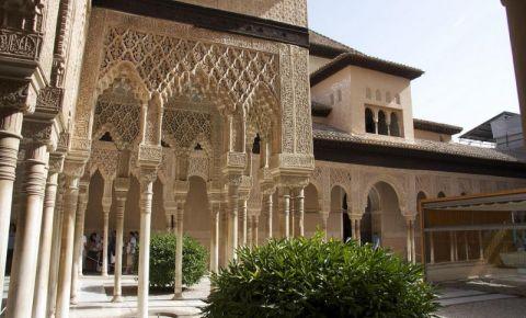Palatul Nasrid din Granada