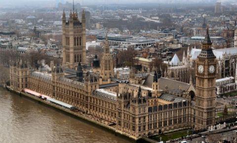 Palatul Parlamentului din Londra