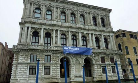 Palatul Pesaro din Venetia