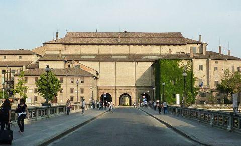 Palatul Pilotta din Parma