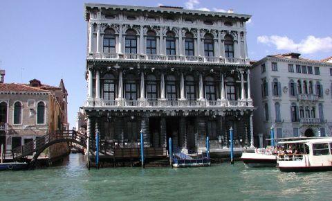 Palatul Rezzonico din Venetia