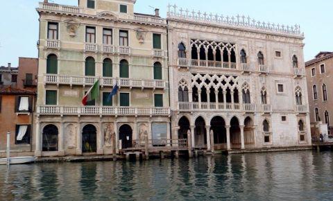 Palatul Santa Sofia din Venetia