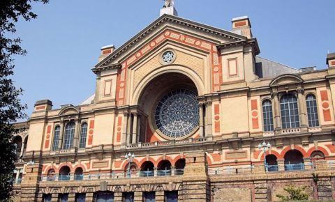 Palatul si Parcul Alexandra din Londra