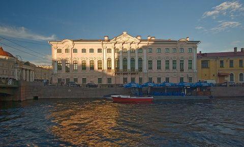 Palatul Stroganov din Sankt Petersburg