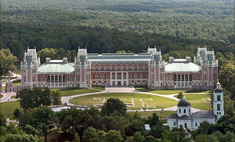 Palatul Tsaritsyno din Moscova