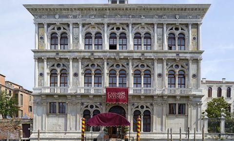 Palatul Vendramin Calergi din Venetia