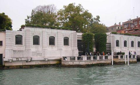 Palatul Venier dei Leoni din Venetia