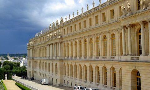 Palatul Versailles din Paris