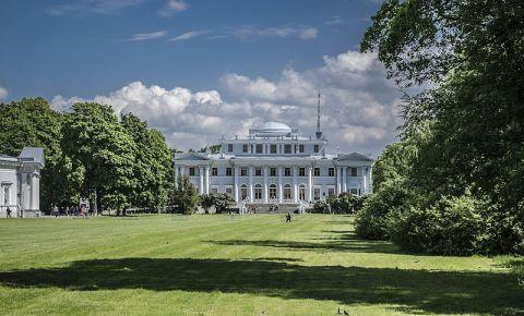 Palatul Yelagin din Sankt Petersburg
