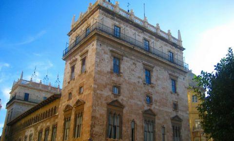 Palau de Generalitat din Valencia