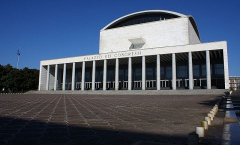 Sala de Congrese din Roma