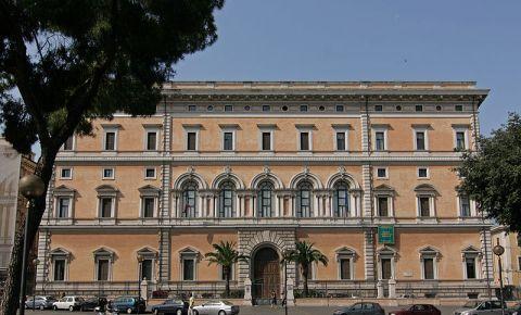 Palatul Massimo alle Terme din Roma