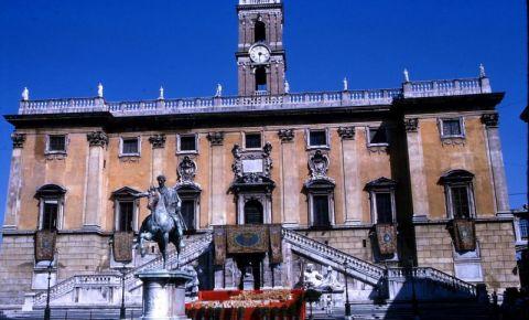 Palatul Senatului din Roma