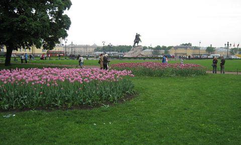 Parcul Alexandrovski din Sankt Petersburg