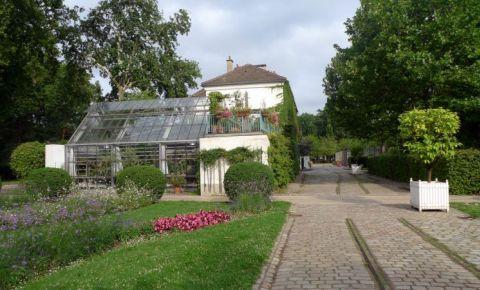 Parcul Bercy din Paris