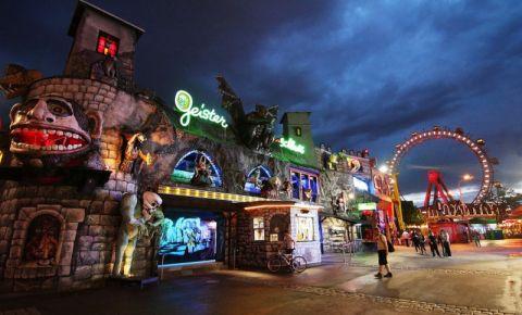 Parcul de Distractii Prater din Viena