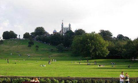 Parcul Greenwich din Londra
