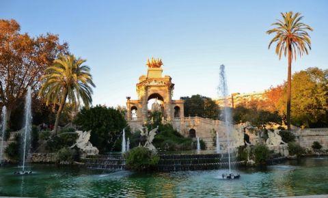 Parcul Orasului Barcelona