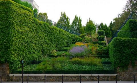Parcul Promenada din Paris