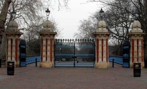 Parcul Victoria din Londra
