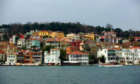 Partea Asiatica a Orasului Istanbul
