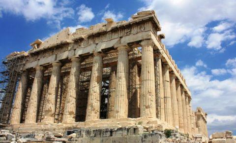 Parthenon-ul din Atena