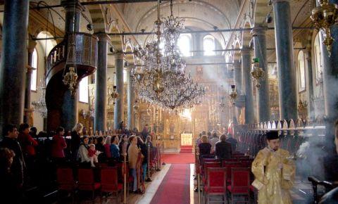 Patriarhia Constantinopolului din Istanbul