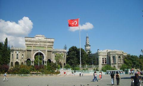 Piata Baiazid din Istanbul