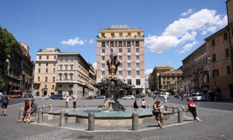 Piata Barberini din Roma