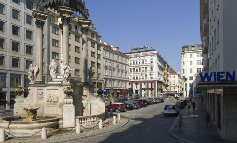 Piata Hoher Markt din Viena