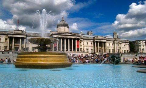 Piata Leicester Square din Londra