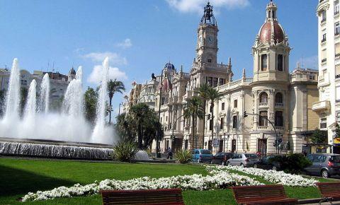 Piata Primariei din Valencia