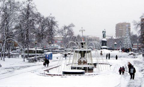 Piata Puskin din Moscova