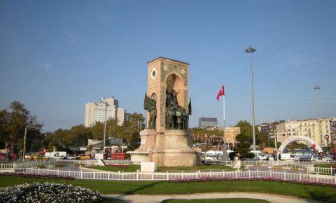 Piata Taksim din Istanbul