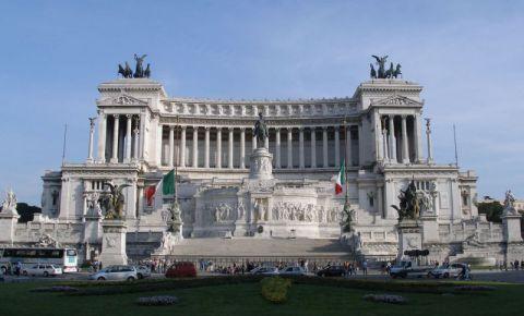 Piata Vittorio Emanuele Il din Roma