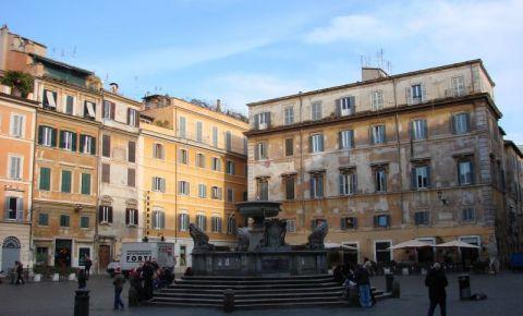 Cartierul Trastevere din Roma