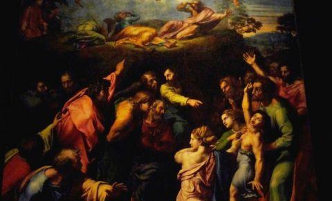 Pinacoteca Vaticana din Roma