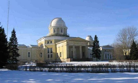 Planetariul din Sankt Petersburg