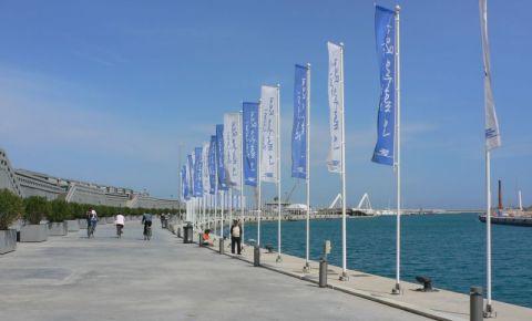 Portul si Plajele din Valencia