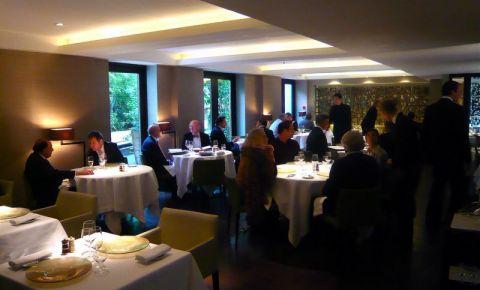Restaurante si Baruri in Londra
